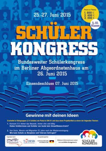 Schülerkongress-2015